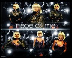 Britney Spears - Piece of me (netmen (old blends)) Tags: princess spears pop britney blend netmen netmenvision
