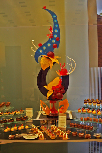 Sugar Sculpture;