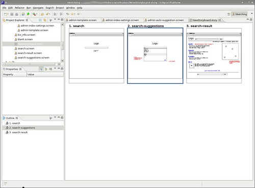 wireframesketcher-storyboard
