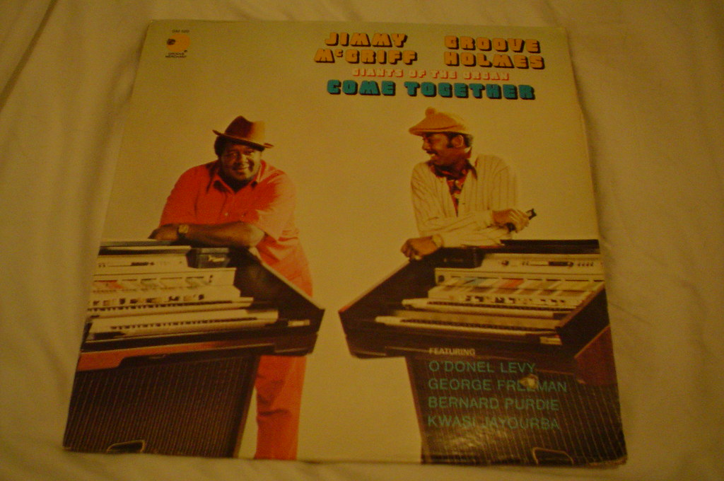 Jimmy Mcgriff Groove Holmes images