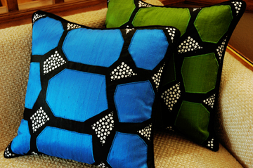 One Thread Fair Trade Pillows