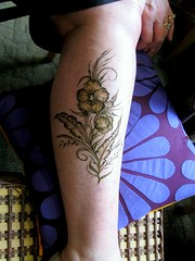 IMG_0230 (henna.elements) Tags: flower beautiful tattoo design hands drawing paste henna westernmass hinna floralart kripalu mehandi mehendhi hennaelements