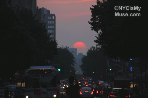 Manhattanhenge #3, 14th & 5th Ave