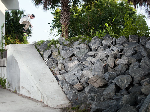 Brooks Jones - Nollie Flip