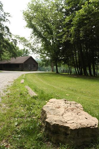 Camp Russel at Oglebay Park in West Virginia