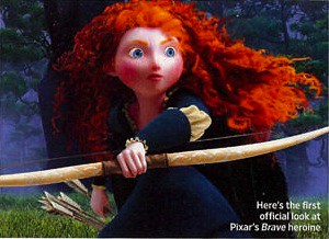 Brave Screenshot from EW Magazine
