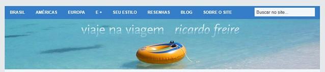 Viaje na Viagem - Riq Freire