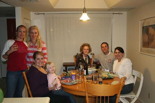 February Community Dinner