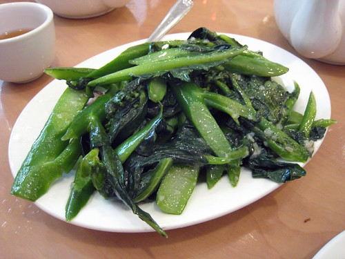 Chinese broccoli in garlic sauce, Amazing 66