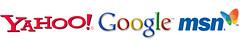 Google Yahoo MSN