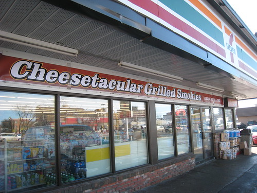 Cheesetacular Grilled Smokies
