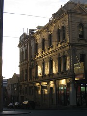 sun reflecting off the building.. (scott_aus) Tags: melbourne cbd reflectingsun