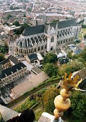There were bells... (Pierre♪ à ♪VanCouver) Tags: belgium belgique belgie mons wallonie belfrey beffroi imagesoftheworld