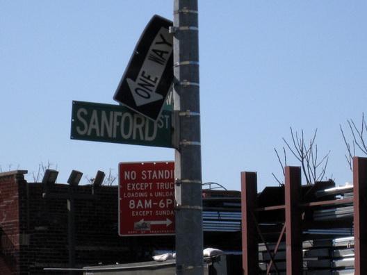 sandford street bed stuy
