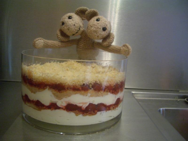 Mutemonkey cheesecake