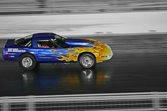 c4 (MadVette) Tags: reflection night race drag bahrain panning vette paining dragrace c4 bahraininternationalcircuit jassem    worldofcars seccorvette