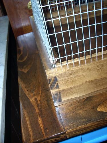 Bird Cage - Corner Detail