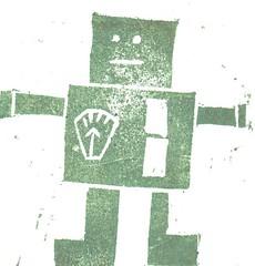Robot Stamp