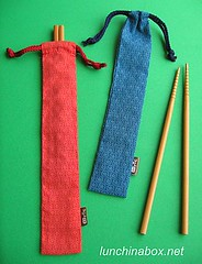 My Hashi Urara chopsticks and cloth bag