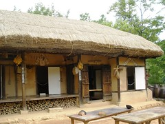 Traditional House at folk village