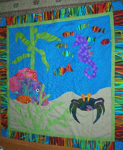 quilt-fish