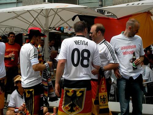 German Hooligans