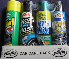 Turtle Wax Car Care Pack