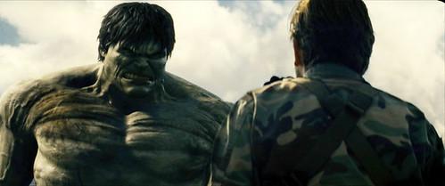 Hulk bad shape
