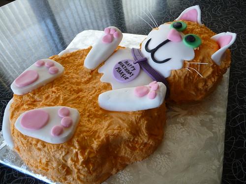 Jenny Bakes Cakes Tabby Cake