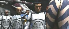 clones Ahsoka