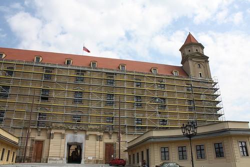 Castillo Bratislava