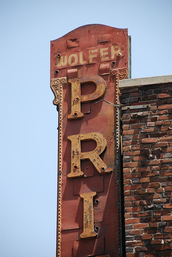 Wolfer Printing Company Building