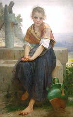 The Broken Pitcher, 1891 (Maulleigh) Tags: art broken museum san francisco honor pitcher legion bouguereau legionofhonor honour the 1891 williamadolphe