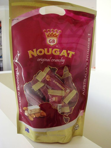 GB crunchy nougat
