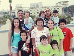 grandkids + grandma