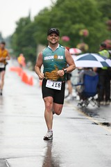 Graham Beasley Olympic Tri 2008