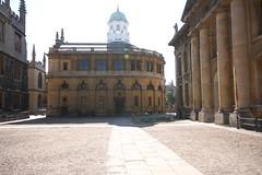 Oxford, Sheldonian Theatre (Clanger's England) Tags: oxford oxfordshire et england ebb wbi ebi gradeilistedbuilding kml lbs245362 city 2530km cityofoxford