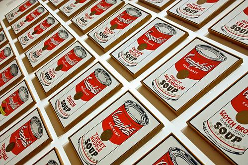 New York. MoMA. Andy Warhol by Tomas Fano