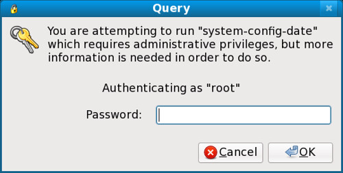 Fig 5. Boring old authentication dialog