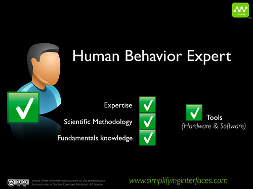 Human Behavior Expert