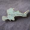 lundy island jigsaw brooch (meganprice) Tags: lundy ilfracombe bristolchannel mrps isleoflundy jigsawbrooch