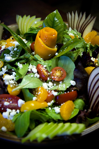 Salad, Willowstone Catering, Concord, CA