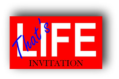 That's Life Group Invitation