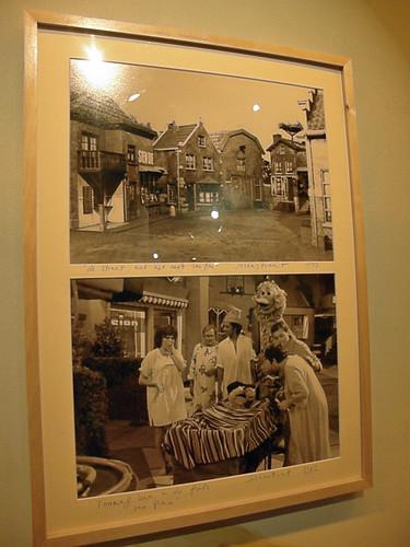 Sesamstaat exhibition