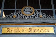 Bank of America (Paul Lowry) Tags: sanfrancisco california boa bankofamerica