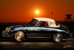 porschewatch (Kris Kros) Tags: california ca sunset usa house beach photoshop print photography la losangeles los high nikon bravo dynamic angeles lifeguard 1600 canvas helicopter socal porsche kris 1956 d200 2008 range hdr heli 56 available kkg cs3 photomatix kros kriskros 5xp kk2k kkgallery