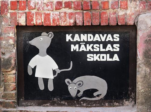 Kandava school of arts