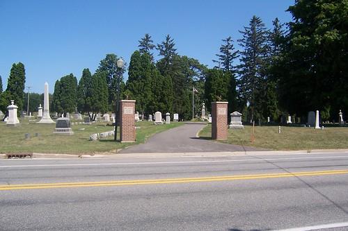 New Carlisle Cemetery