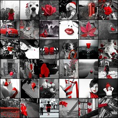 Black, White n Red Mosaic (VISITKARLE) Tags: world life christmas flowers red roses white black hot color colour cute sexy art love scale nature girl beautiful look hat smart car rose set wonderful butterfly scarlet dark wonder toys photography blood fantastic paint flickr pretty glow shine darkness natural bright artistic sweet mosaic smoke magic awesome touch picture mosaics pic drop best creation photograph whites fav colourful bloody smoky lovely fabulous favourite universe blacknwhite magical multicolor mystic multi select selectivecolouring fdss tingeofred visitkarle