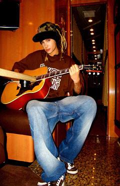 Tom Kaulitz by camilla483th.